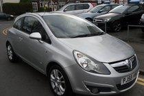 Vauxhall Corsa SXI AC 16V