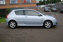 Toyota Corolla 1.4 VVT-I COLOUR COLLECTION 3 DR H/BACK
