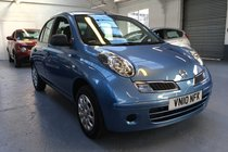 Nissan Micra VISIA ONLY 18600 MILES!!