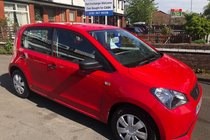 SEAT Mii S AC/MOT 29/04/2020/£20 ROAD TAX