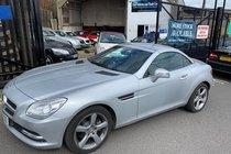 Mercedes SLK SLK 200 BLUE EFFICIENCY ** LOW MILES **