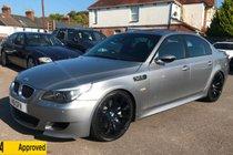 BMW 5 SERIES M5 5.0 SMG 4dr