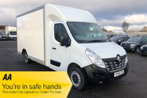 Renault Master LL35 BUSINESS DCI L/R LUTON