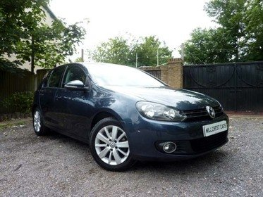 Volkswagen Golf TDi 1.6 TDI MATCH BLUEMOTION 105PS
