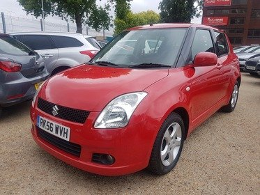 Suzuki Swift 1.5 GLX AUTO