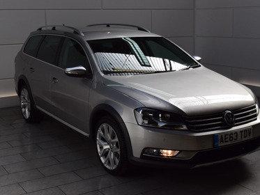 Volkswagen Passat 2.0 TDI Bluemotion Tech ALLTRACK [140]