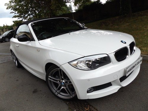 BMW 1 SERIES 2.0 118i SPORT PLUS EDITION With Comfort Pack