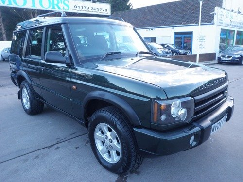 Land Rover Discovery PURSUIT TD5 5 SEAT