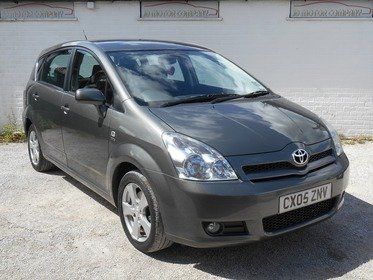 Toyota Corolla Verso 1.8 T3 Multimode 5dr 2 FORMER KEEPER , A1 CONDITION