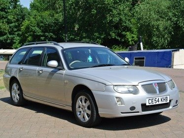 Rover 75 1.8 CONNOISSEUR TOURER Motability + 1 owner + F,S,H
