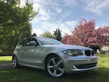 BMW 118 118d SPORT