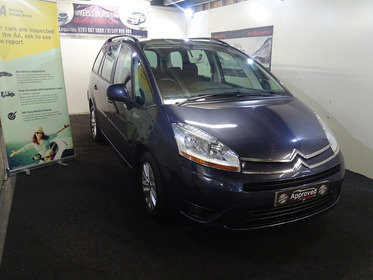 Citroen C4 Grand Picasso 1.6 HDI VTR+ 110HP