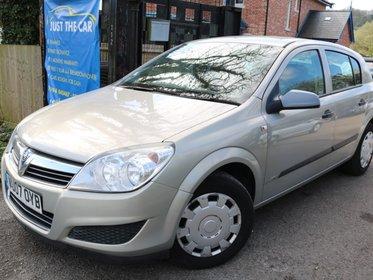 Vauxhall Astra 1.8 LIFE AC 16V E4