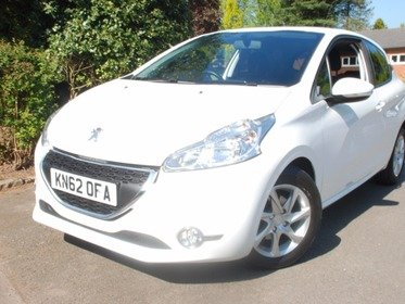 Peugeot 208 1.6 E-HDI 92 S/S ACTIVE