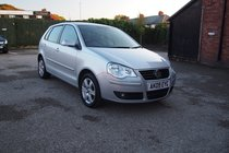 Volkswagen Polo MATCH (60BHP) FULL SERVICE HISTORY ! ONLY 33,187 MILES ! 1 FORMER OWNER !