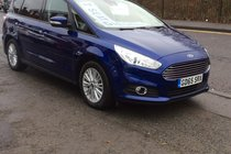 Ford S-Max ZETEC TDCI  BUY NO DEP & ONLY £66 A WEEK T&C