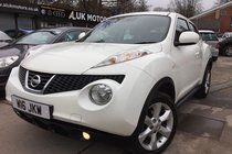 Nissan Juke Acenta 1.5 dCi 2012/12 Blue Drive efficient Must be seen!!