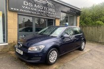 Volkswagen Golf S TSI BLUEMOTION TECHNOLOGY