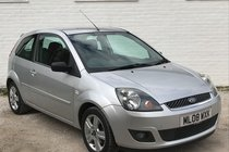 Ford Fiesta 1.25 Zetec Climate 3dr LONG MOT , GREAT CONDITION