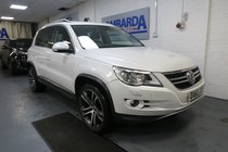 Volkswagen Tiguan SUMMIT TDI 4MOTION