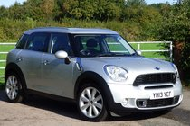 MINI Countryman COOPER SD [CHILI + MEDIA + SAT NAV]
