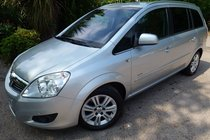 Vauxhall Zafira Elite CDTI ECOFLEX