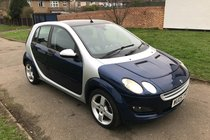 Smart ForFour PASSION CDI RHD (95BHP)