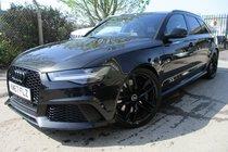 Audi A6 RS6 PERFORMANCE AVANT TFSI QUATTRO