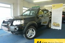 Land Rover Freelander TD4 FREESTYLE