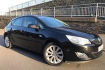 Vauxhall Astra 1.4 EXCLUSIV