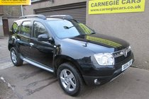 Dacia Duster LAUREATE DCI 4X4 - CAR NOW SOLD -