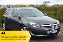 Vauxhall Insignia TECH LINE CDTI ECOFLEX S/S [SAT NAV + DAB + B/TOOTH]