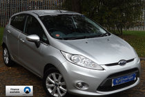 Ford Fiesta 1.2 ZETEC 5 Door