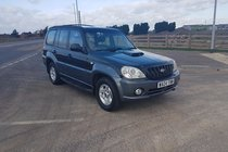 Hyundai Terracan 2.9 CRTD - MOT 06/08/18 - SERVICED - ANY PX WELCOME
