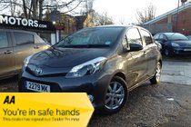 Toyota Yaris Hybrid VVT-I ICON PLUS 2015 HYBRID FROM £179.16 PER MONTH WITH ONLY £500 DEPOSIT