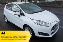 Ford Fiesta 1.0T 12V 100BHP TITANIUM ECOBOOST **ZERO Road Tax / Averaging 66MPG / LOW Mileage**