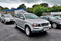 Volvo XC90 D5 SE EU4 #FinanceAvailable #4x4 #7Seater