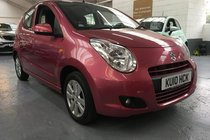 Suzuki Alto SZ4 ONE OWNER AND ONLY 28400 MILES!!