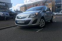 Vauxhall Corsa EXCLUSIV AC.