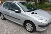 Peugeot 206 VERVE - FULL MOT - 75,000 MILES - ANY PX WELCOME