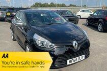 Renault Clio 1.0 DYNAMIQUE S NAV TCE, TWENTY POUNDS ANNUAL CAR TAX