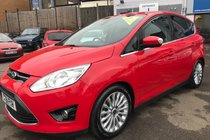 Ford C-Max Titanium 1.6 TDCi 115PS