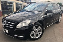 Mercedes R Class R350L CDI 4MATIC ESTATE (7 SEATS + NEW SHAPE)