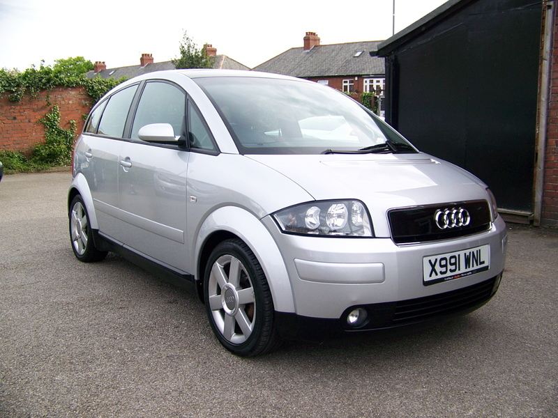 Audi a2 se fsh 1 owner pan roof 99 finance approval for Credit auto garage audi