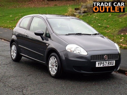 Fiat Punto 1.3 16V MULTIJET 75 DYNAMIC+NEW MOT