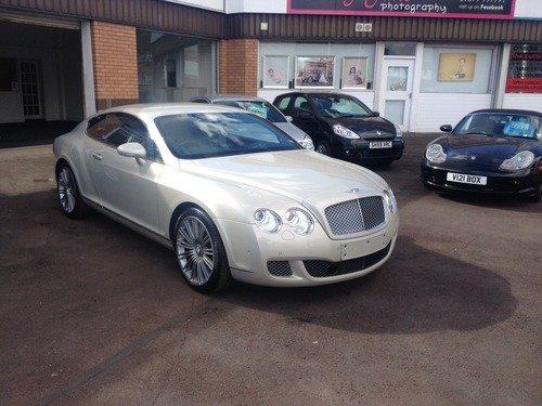 Bentley Continental 6.0 SPEED 4X4 AUTO