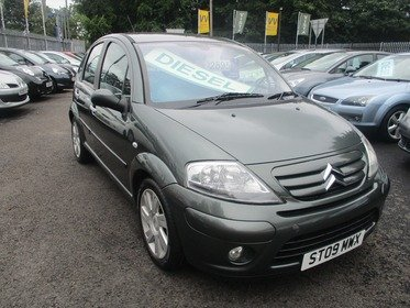 Citroen C3 1.6 HDI 16V EXCLUSIVE, £30 rd tax