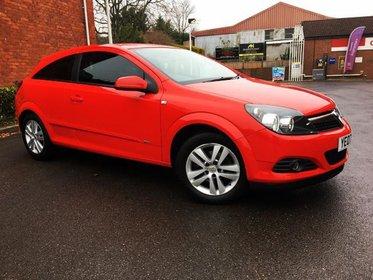 Vauxhall Astra SXi 1.6i 16v VVT