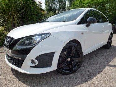 SEAT Ibiza 1.4 TSI Cupra Sport Coupe DSG