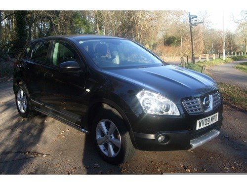 Nissan Qashqai SOLD-SOLD-SOLD